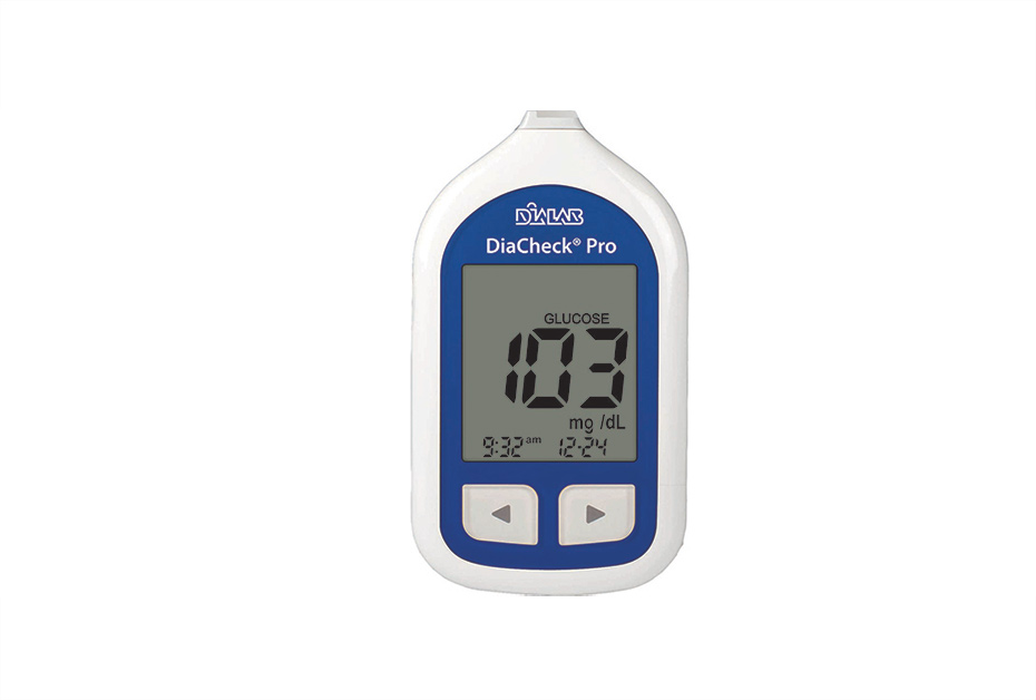 DiaCheck Pro Blood Glucose Monitoring System